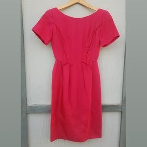 Vintage Hot Pink Marvelous Mrs. Maisel Dress
